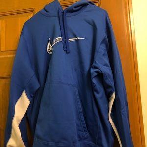 Nike Therma Fit fleece hoodie